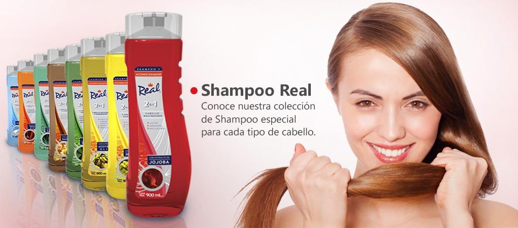 Shampoo Real