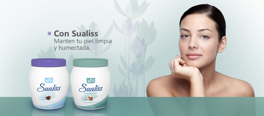 Crema Real Sualiss
